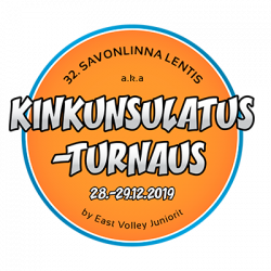 32. Savonlinna Lentis Kinkunsulatusturnaus 28.-29.12.2019